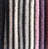 Alta tela ultra flexible del llano de Quaity/del poliester de la impresión para el sofá (HD5132872)
