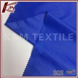 Tessuto di seta naturale blu 100% di stile del raso del poliestere