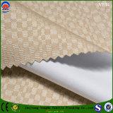 직물 직물 창 커튼을%s 길쌈된 폴리에스테 직물 방수 방연제 정전 커튼 직물
