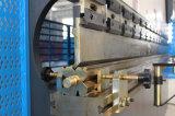 Machine à cintrer de feuille hydraulique à moitié outre de vente