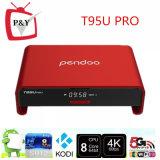 2016美しいデザイン! Pendoo T95uプロAmlogic S912のアンドロイド6.0 TVボックスOctaのコア2g RAM 16GB ROM Kodi 17.0はプレインストールした
