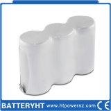 Personalizar 1500mAh ~ 2000mAh batería de NiCd de alta temperatura