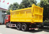 La capacidad pesada de Dongfeng 6X4 25 toneladas de brazo cae el carro de basura