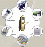 Intelligentes intelligentes Karten-Verschluss-System des Schlag-1k