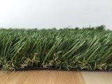 Relvado artificial do gramado da paisagem para o jardim