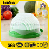 Découpeur végétal de Salade de fruits de seconde de salade d'Amazone 60 cuvette de coupeur