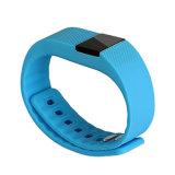 IOS androïde du bracelet Tw64 intelligent imperméable à l'eau