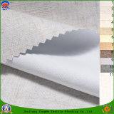 Tela tejida nuevo francos de la materia textil apagón de la cortina del poliester de 2017 impermeable casero