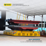 Vagão liso elétrico do uso da fábrica feito em China