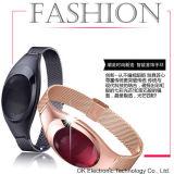 2017 neues Dame-Form-Handgelenk-intelligente Eignung-Armband-Uhr
