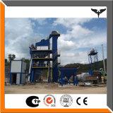Planta mezcladora de asfalto de alto rendimiento con quemador de aceite