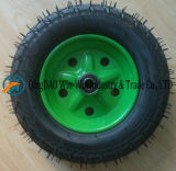 3.50-8/350-8トロリーのためのゴム製車輪
