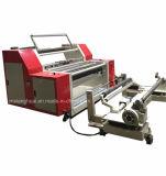 Type horizontal de papier machine de bobine de fente automatique de roulis de film de gestion par ordinateur