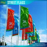 Bandiera di volo/bandierine della bandiera/via della strada/bandierina esterna