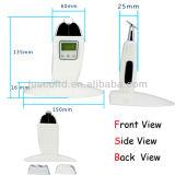 Máquina facial galvánica actual micro pistas del cuidado personal opcional de la belleza de 3 mini