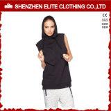 Изготовленный на заказ люди безрукавный Hoodie гимнастики культуризма (ELTHSJ-1111)