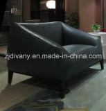 Sofá casero moderno del solo sofá solo (D-76-A)