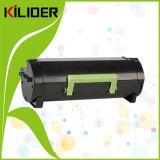 Cartucho de toner monocromático de la copiadora compatible del laser de los materiales consumibles Mx510 para Lexmark