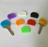 Fördernde preiswerte Silikon-Schlüssel-Schutzkappen. Colorlful Schlüsselschutzkappe