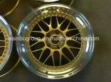 F80555 모든 차를 위한 새로운 디자인 수리용 부품시장 차 합금 바퀴