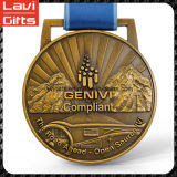 Medalla de encargo de calidad superior Kickboxing del precio de fábrica