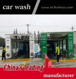 Быстро автоматическая система мытья автомобиля тоннеля с функцией пены и воска