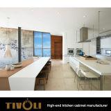 Tivoliのアパートのためのカスタム台所浴室のキャビネットはTivo-0151hを写し出す