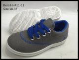 O esporte o mais atrasado das sapatas de lona das crianças do projeto calç as sapatas do lazer (HH411-9)