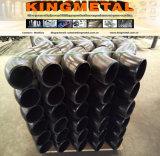 ASTM A234 Wp1/Wp11 Cl1 forjó el codo del acero de carbón de la fábrica