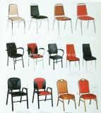 クロム椅子を食事する宴会PUの家具製造販売業