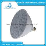 Pool-Glühlampe LED-PAR56 mit Unterseite der Lampen-E27