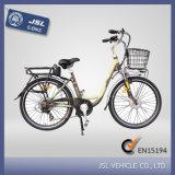 高い発電36V 10ahのリチウム電池のUnfoldable都市電気都市自転車(JSL038A-4)
