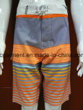 Beachwear ocasional do Swimwear do Short da ressaca do esporte da tira dos Shorts para homens