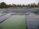 HDPE blanco Geomembrane impermeable del color