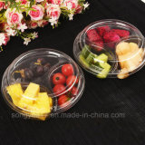rectángulo plástico transparente de la fruta del rectángulo disponible de la fruta 400g