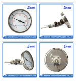 Ajustable Thermometre-Bimeter Termómetro-Acero Inoxidable Termómetro