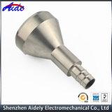 Recicl as peças de maquinaria de alumínio do CNC da elevada precisão para o espaço aéreo