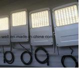 für Gebäude projektiert Beleuchtung angebotene das LED-Solarflutlicht 15W-50W