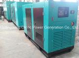 Generador diesel silencioso de Cummins 30kw con el generador de CA del maratón