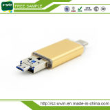 Type-C OTG USB 3.0 Flash Drive 32 Go 16 Go 64 Go Pen Drive Smart Phone Memory