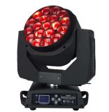 19PCS*15W luz del Abeja-Ojo LED Movingzoom