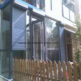 Aluminiumprofil-Rollen-Blendenverschluss-Fenster