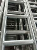 Faisceau galvanisé d'échelle pour l'échafaudage de pipe