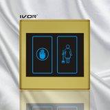 플라스틱 개략 프레임 (SK dB2300SIN2)에 있는 호텔 현관의 벨 시스템 실내 위원회