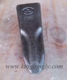 Dentes da cubeta da máquina escavadora de KOMATSU que forjam a moldação para o equipamento de Minning