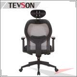 Hoher rückseitiges Büro-Stuhl mit Ineinander greifen-rückseitigem und weichem Kopfstützen-u. Sitzbeutel