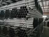 1.0mm-2.0mm гальванизированная стальная труба для здания