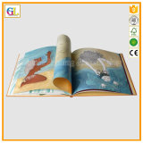Qualitäts-kundenspezifische Kind-gebundenes Buch