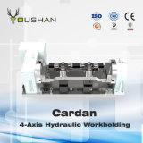 Dispositivo elétrico hidráulico do cardan 4-Axis
