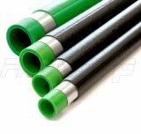 PPR Stabi Rohr mit schwarzer Farbe und Laserdruck